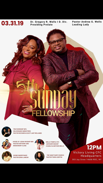 5th Sunday Fellowship